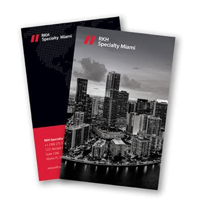 Graphic design portfolio finance company