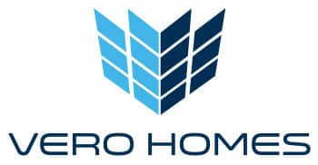 Logo design sample Vero Homes